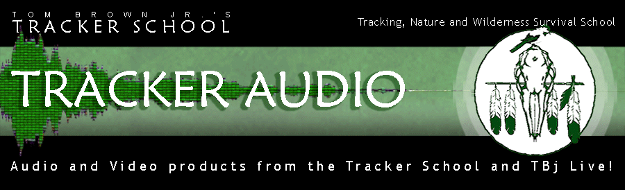 Tracker Audio logo
